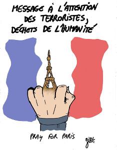 9  Daesh 2015